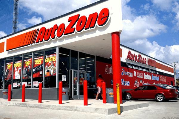 AutoZone Shop