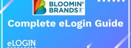 Bloomin' Brands elogin
