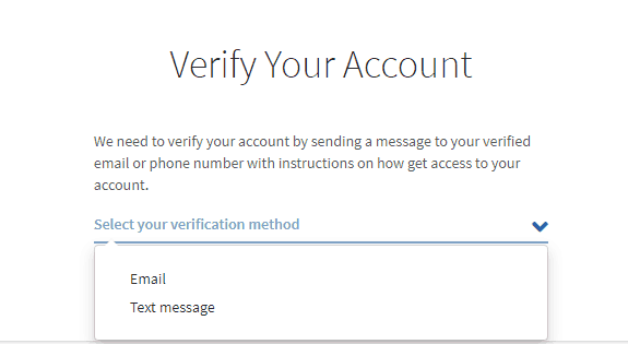Account access WeichertONE