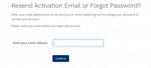 Forgot your Isawallet Password