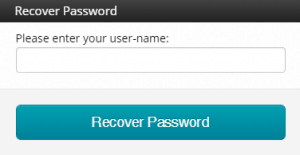 Recover Hallcon password