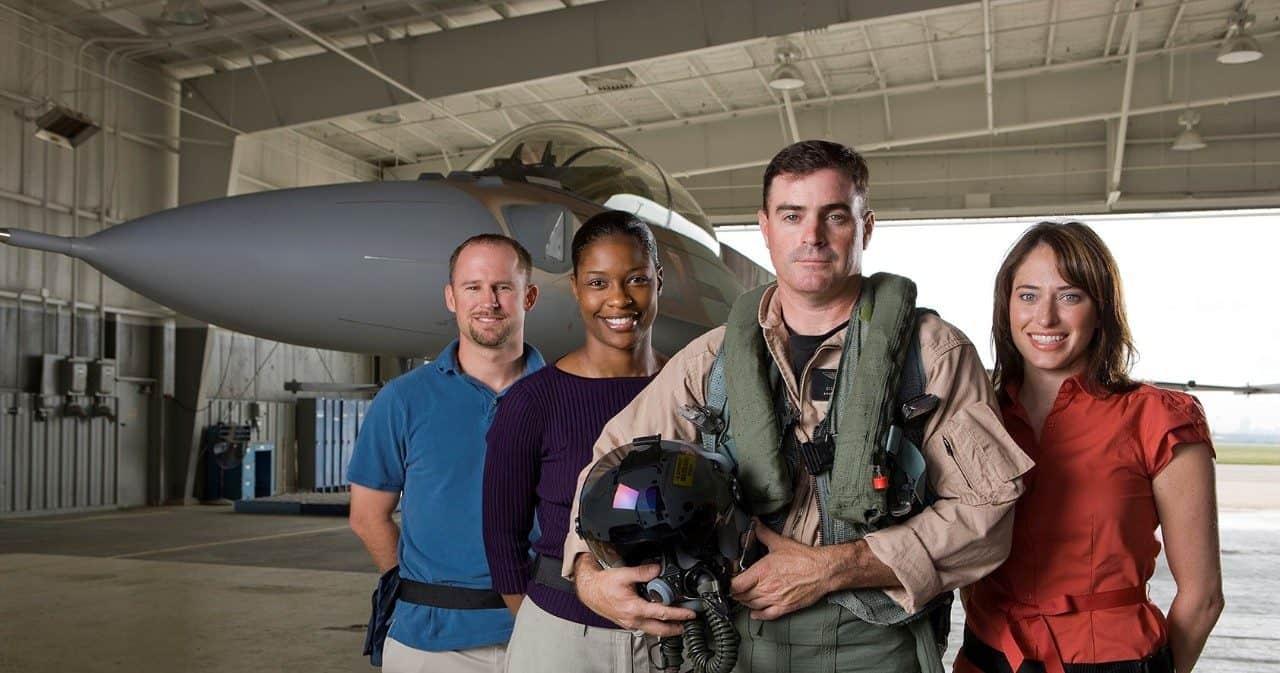 Employees of Lockheed Martin