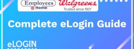 Employee Walgreens eLogin