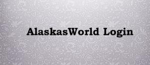 Alaskasworld login