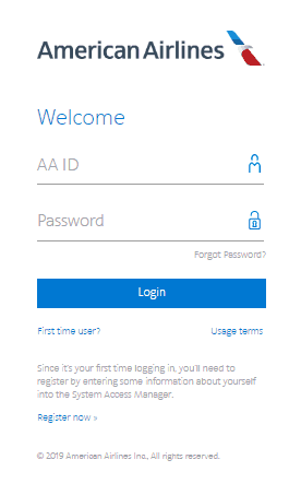 Piedmont Airlines Login Portal
