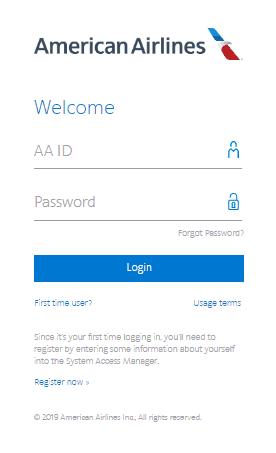 Piedmont Airlines Login Portal