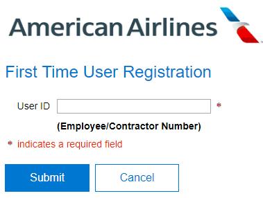 Piedmont Airlines Registration