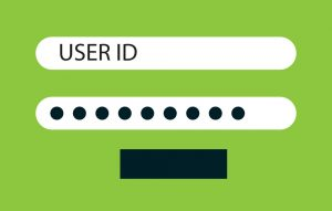 User ID and password reset