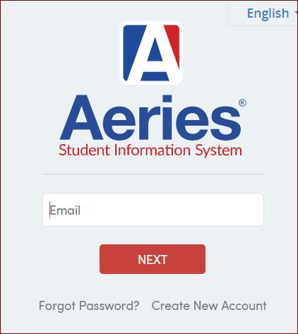 Aeries portal
