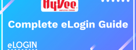 HyVee Connect elogin Guide