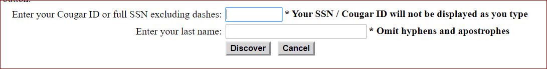 create cscc username
