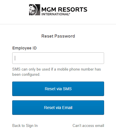 MLifeInsider - Forgot Password