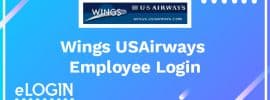 Wings USAirways Employee Login