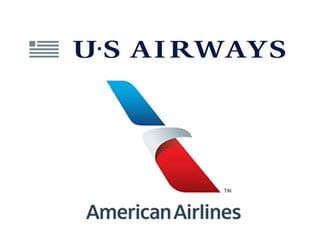 Wings USAirways and American Airlines