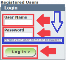 Webcrims Login Portal